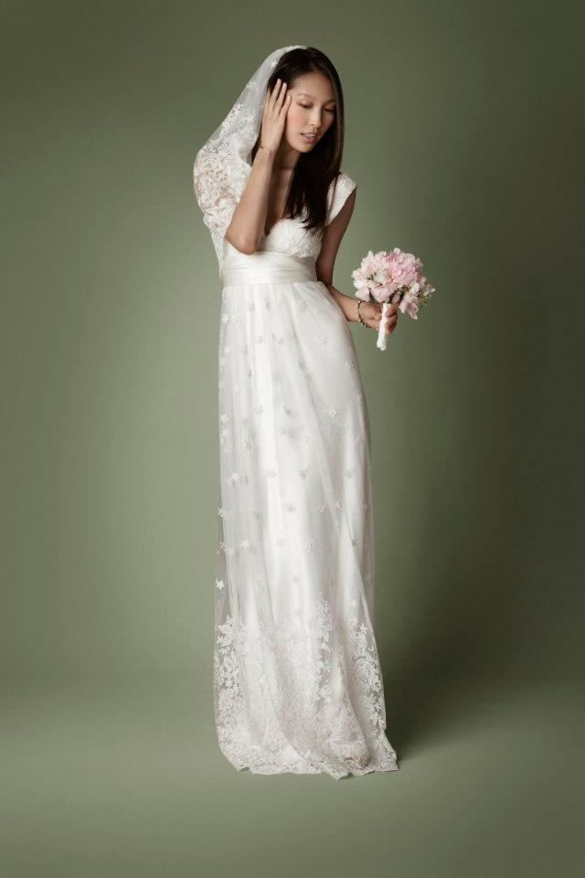 Perfect Day Welcomes The Vintage Wedding Dress Company