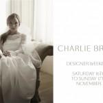 Charlie Brear Designer Weekend