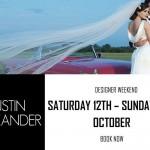 Justin Alexander Designer Weekend