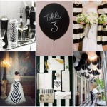 Monochrome Wedding Inspiration