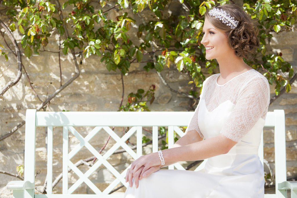 Vivien J Bridal Accessories 2014 campaign shoot Perfect Day Bridal Rooms Guyers House Wiltshire Red Forge Studios_0005