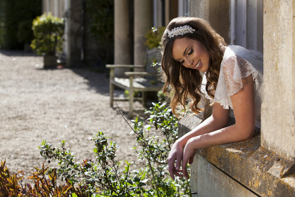 Vivien J Bridal Accessories 2014 campaign shoot Perfect Day Bridal Rooms Guyers House Wiltshire Red Forge Studios_0007