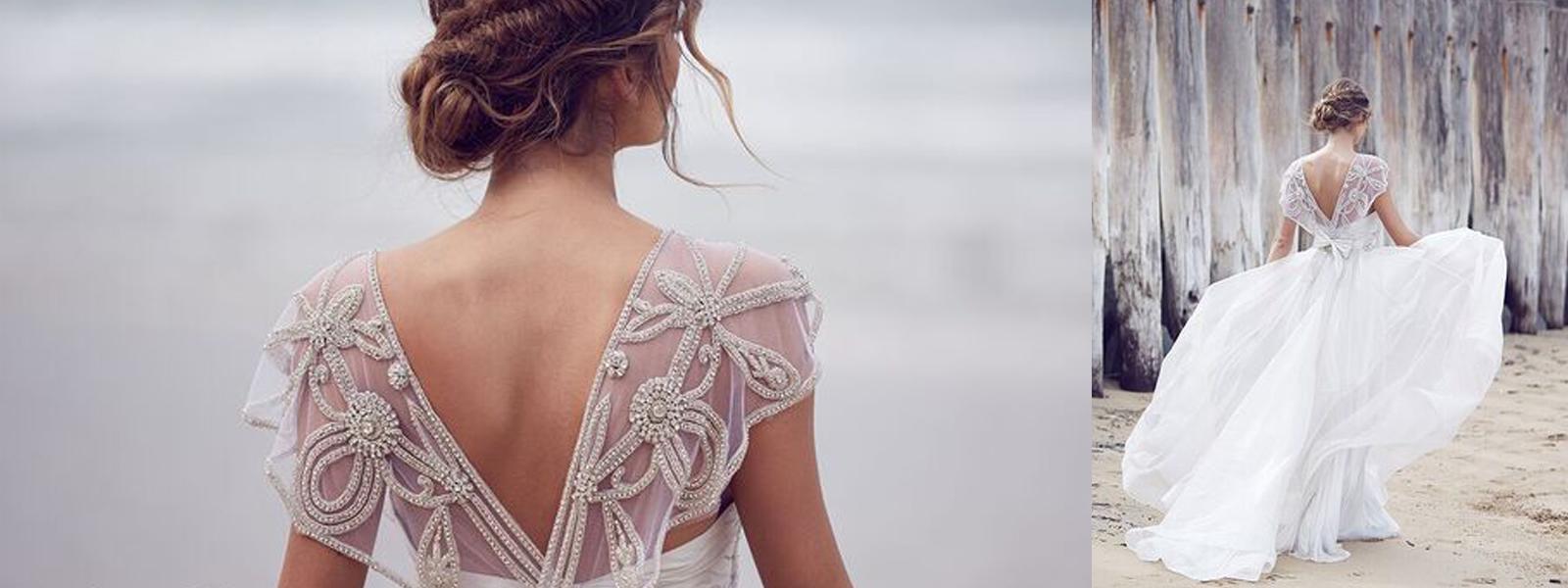 Affordable bridal sets bu gecelikler ba luxury pics of for Anna campbell wedding dress for sale