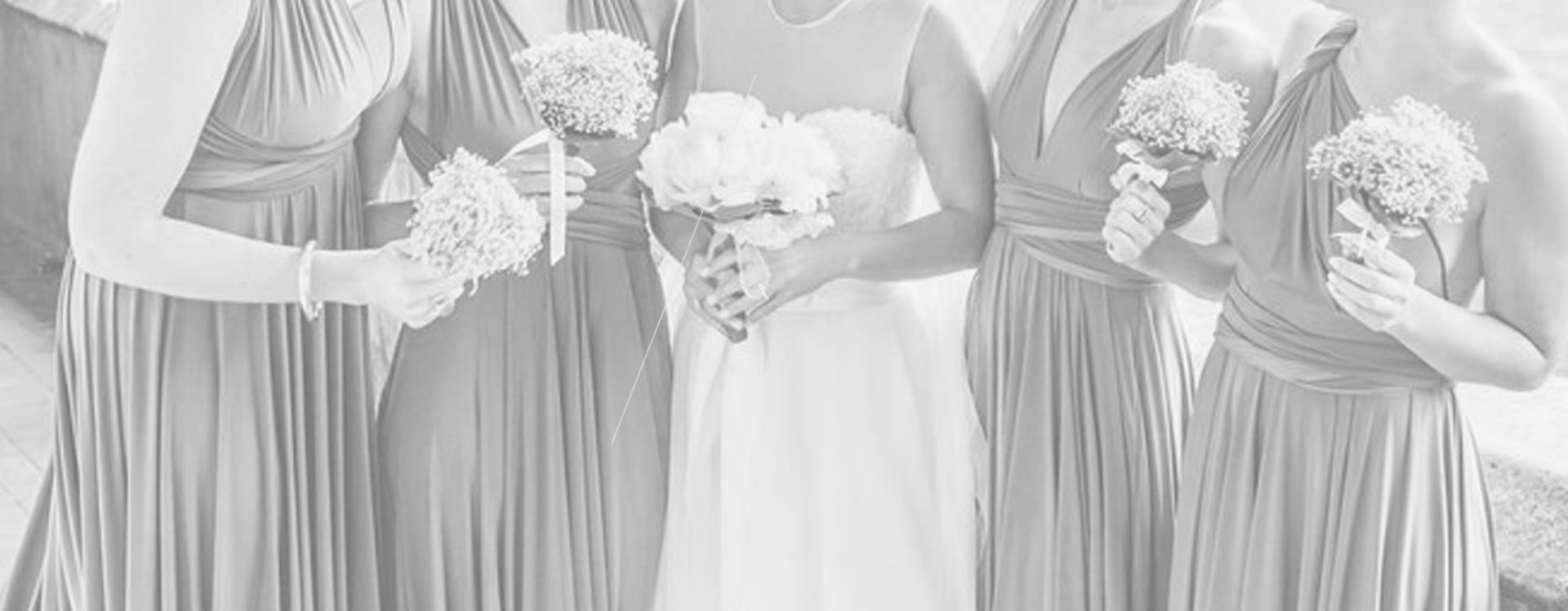 Bridesmaids dresses Wiltshire