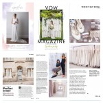 Perfect Day Bride in VOW Magazine
