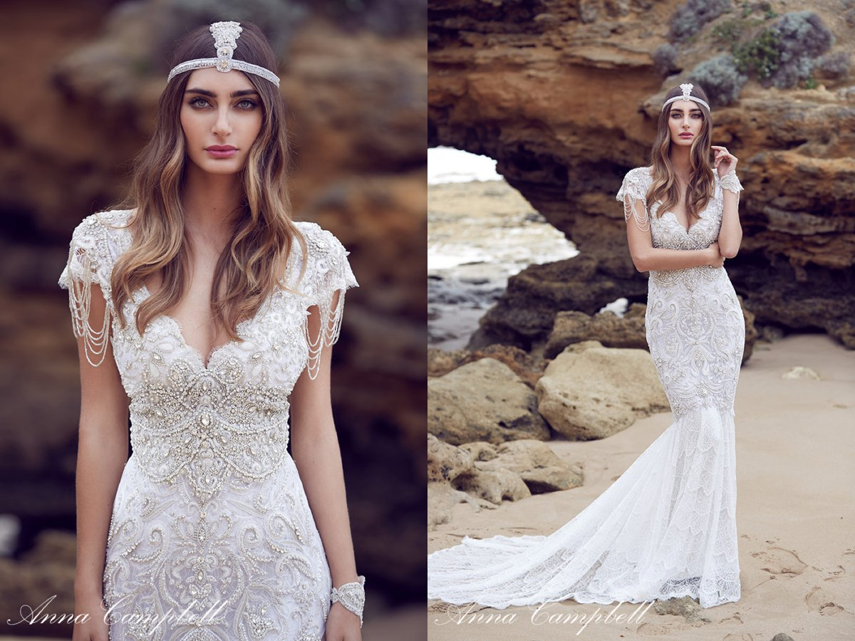 Anna Campbell Exclusive Trunk Show at Perfect Day Bride - Perfect ...