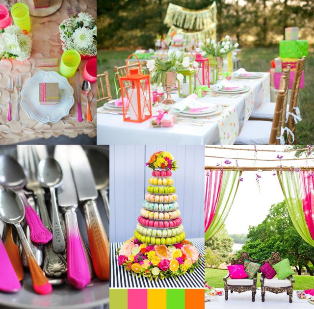 Neon wedding inspiration Perfect Day Bride_0020