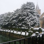 Frosty Winter Wedding Inspiration