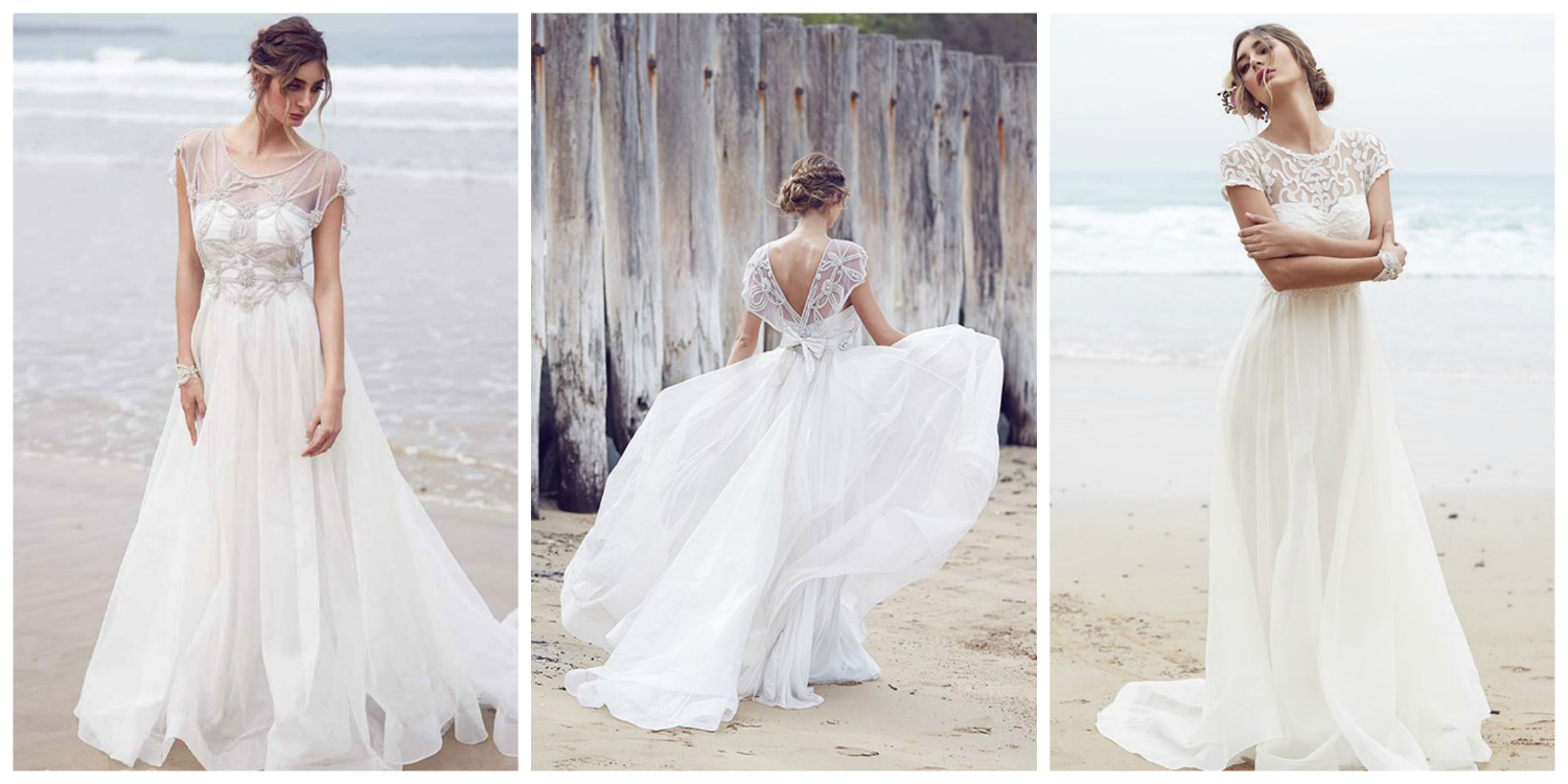 Anna Campbell - A New Designer At Perfect Day - Perfect Day Bridal