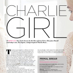 Charlie Brear Styled Shoot In VOW Magazine