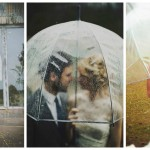 Rain On Your Wedding Day? 10 Ways To Weatherproof Your Wedding Look