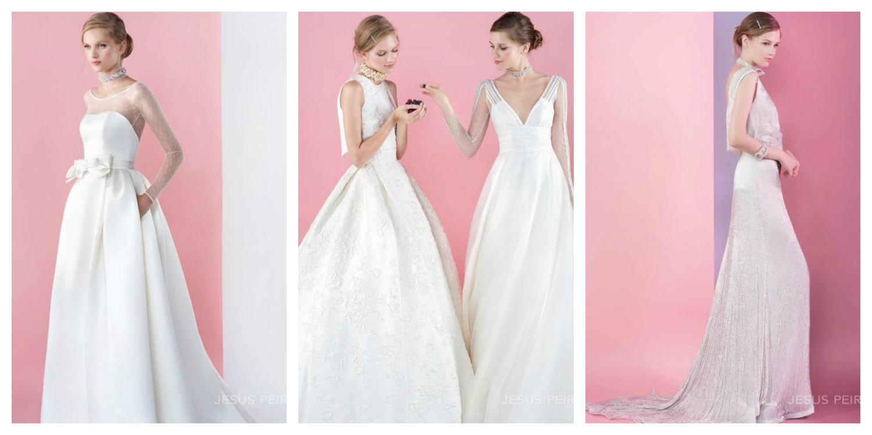 Lujoso Vestidos Novia Peiro Ornamento - Colección de Vestidos de ...