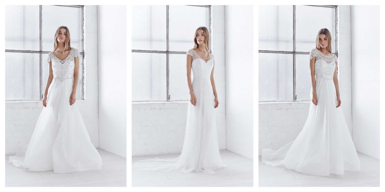 ANNA CAMPBELL CEREMONY COLLECTION + TRUNK SHOW