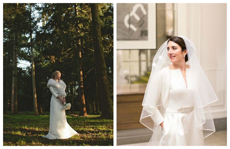 Super Stylish Winter Brides Perfect Day Bridal