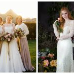 SUPER STYLISH WINTER BRIDES
