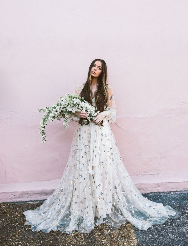 Style Guide: The Predicted Bridal and Wedding Trends For 2018