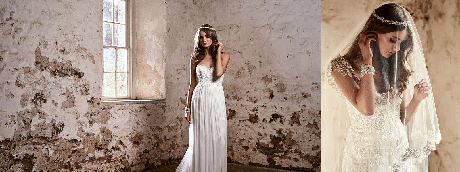 Anna Campbell - Designer Wedding Dresses - Perfect Day Bride