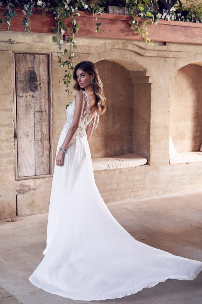 Anna Campbell Designer Wedding Dresses Perfect Day Bride