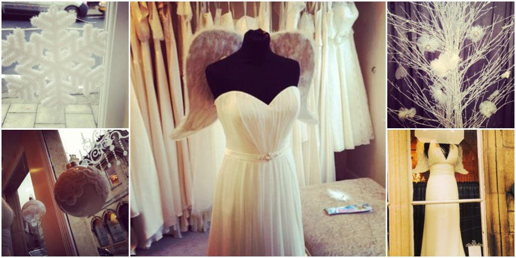 Happy Christmas from Perfect Day Bridal Rooms!
