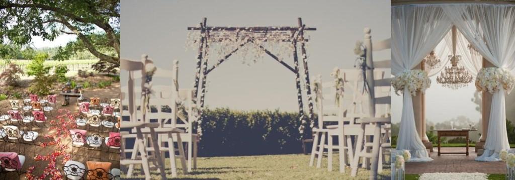 Outdoor Wedding Inspiration