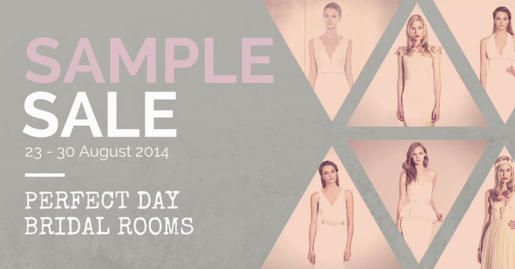 Perfect Day Sample Sale August 2014