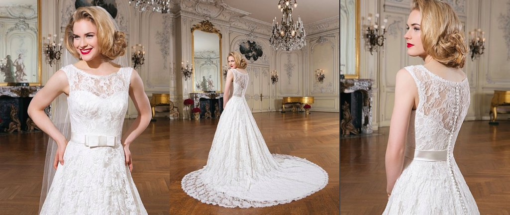 Dress of the Week from Justin Alexander