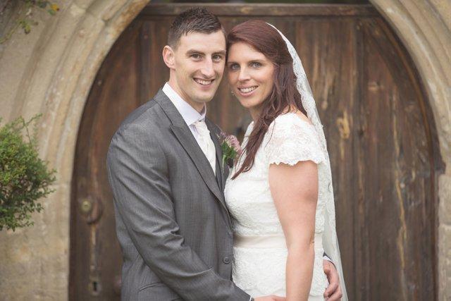Real Bride Kim Marries Allan