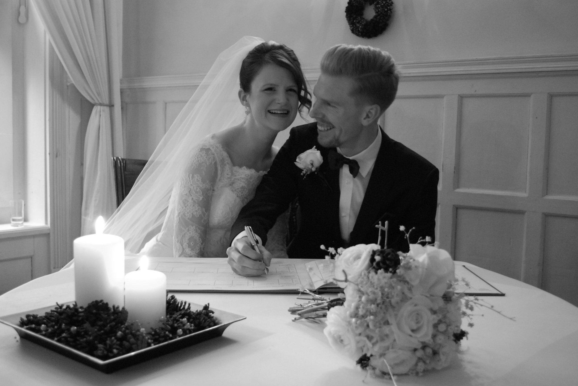 Real Bride Alex Marries Liam