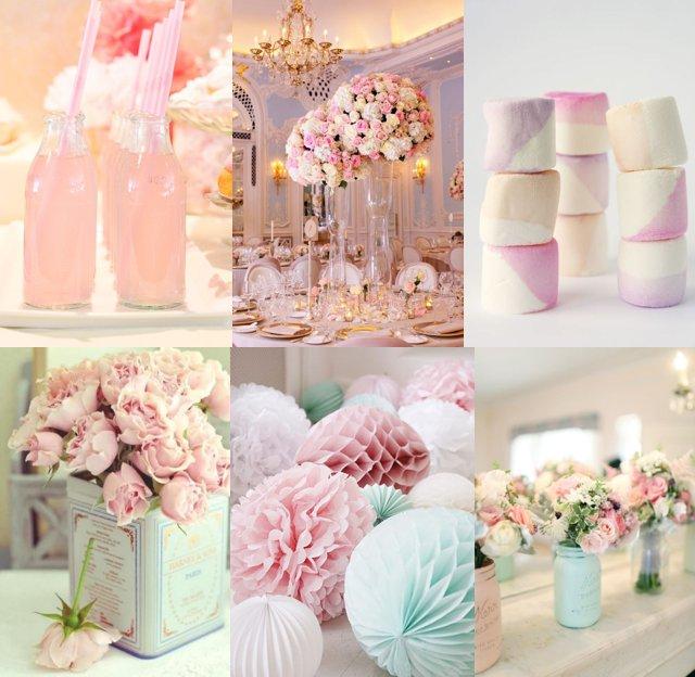 Pastel Princess Wedding Inspiration