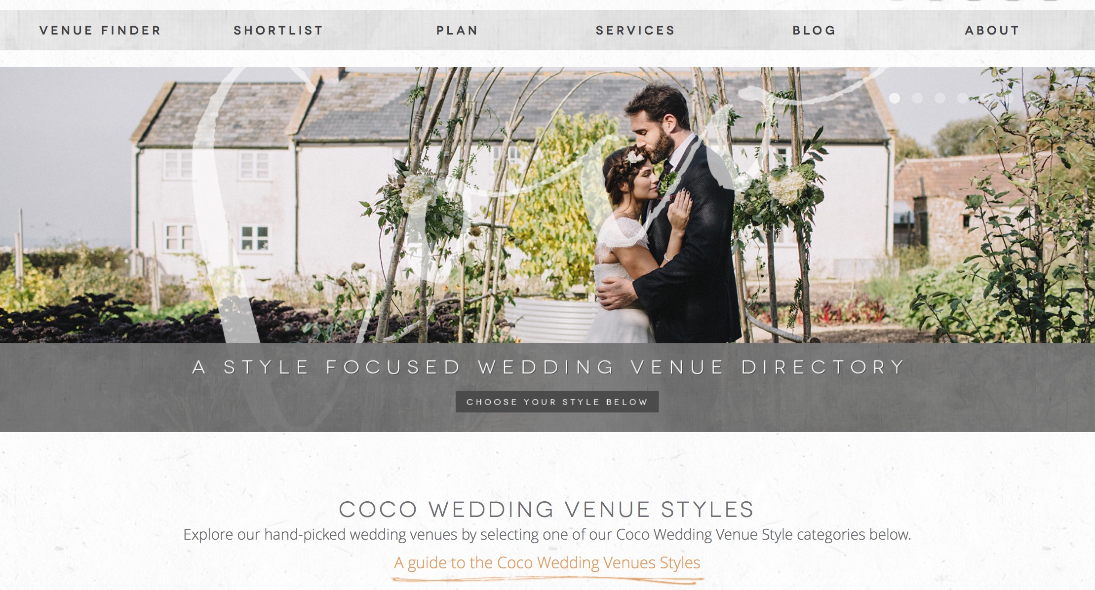 Perfect Day Bride on Coco Wedding Venues