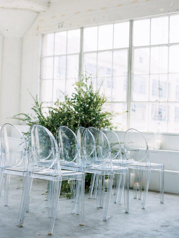 How To Pull Off A Modern Minimalist Wedding Theme oncewed.com - nataliebray.com
