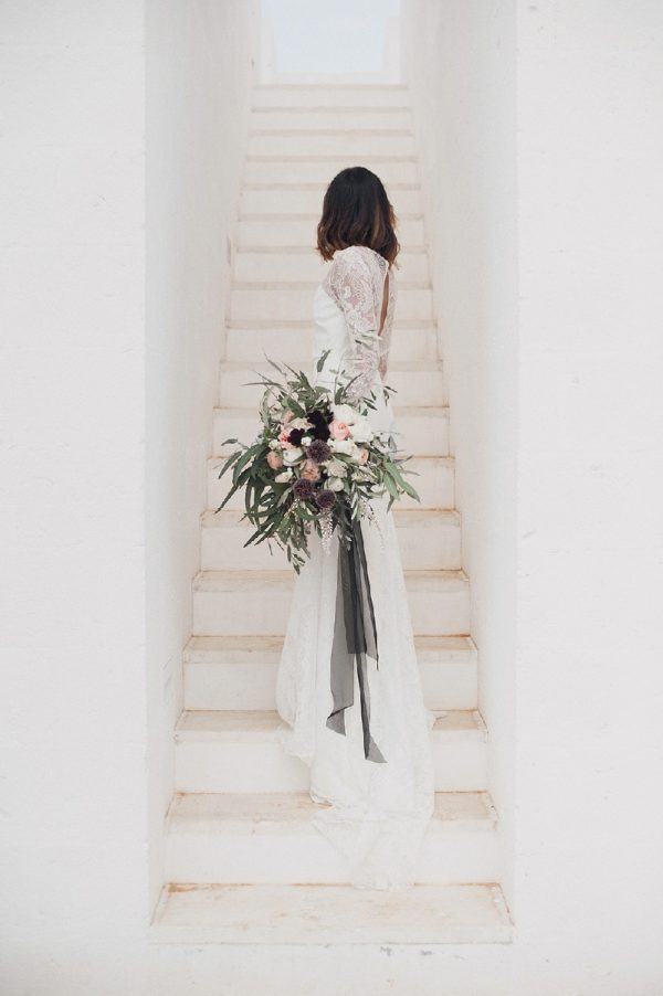 How To Pull Off A Modern Minimalist Wedding Theme View More: http://melissagidneyphoto.pass.us/puglia-wedding