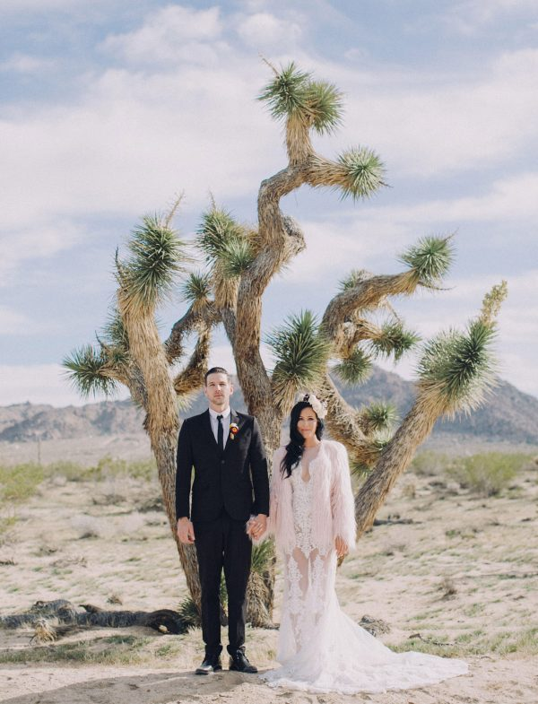 A Modern Festival Wedding with Coachella Vibes greenweddingshoes.com - lauragoldenberger.com