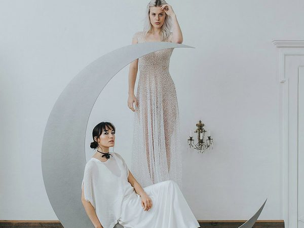 Feeling Starry-Eyed: A Celestial Wedding Theme